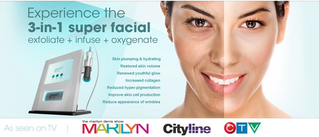 OxyGeneo™ 3-in-1 Super Facial