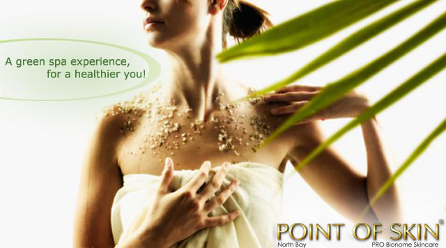 Point of Skin ad